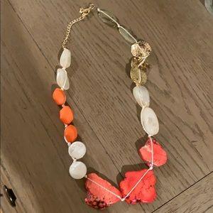 Women's multicolored necklace